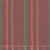 Primo Plaids - Lumber Jacks Stripe Burgundy Flannel Yardage