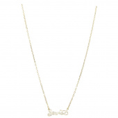 Sewist Necklace - Gold