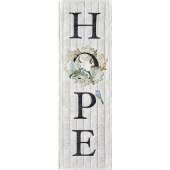 Blooms of Inspiration - Hope Pattern