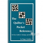 The Quilters Pocket Reference Book