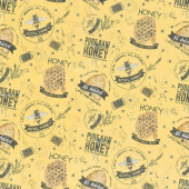 Bee's Life - Honey Bee  Honey Yardage
