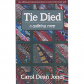 Tie Died - A Quilting Cozy Series Book 1