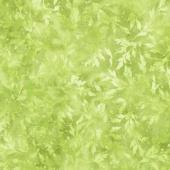 Essence - Tonal Leaves Citron Yardage