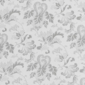 "Rosewood - Flourish Frost 108"" Wide Backing"