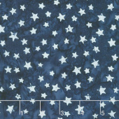 Tonga Batiks - Freedom Loyalty Fat Stars Yardage