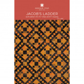 Jacob's Ladder for Jelly Rolls and Charm Packs by Missouri Star