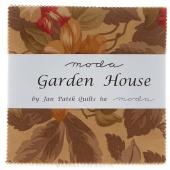 Garden House Charm Pack