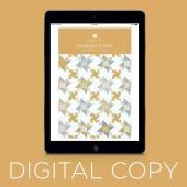 Digital Download - Garden Stars Quilt Pattern by Missouri Star