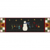 Snow Friends Table Runner Kit