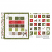 Merriment -  Advent Calendar Multi Panel