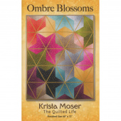 Ombre Blossoms Pattern