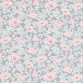 The Winterbourne Collection - Beatrice Poppy B Yardage