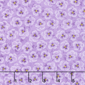 Bloomfield Avenue - Willoway Orchid Yardage
