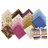 Hat Box Fat Quarter Bundle