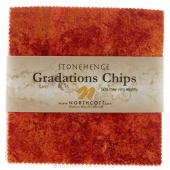 Stonehenge Gradations Brights - Sunglow Chips