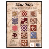 Dear Jane Row K Kit