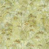 Artisan Batiks - Inspired by Nature Wheat Olive Yardage