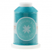 Missouri Star 50 WT Cotton King Spool Thread Medium Turquoise
