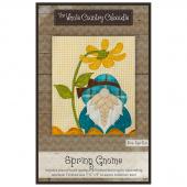 Spring Gnome Precut Fused Appliqué Pack
