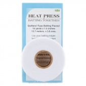 Heat Press Batting Together Tape - 1.5in x 15yds