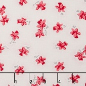 Lily - Floral Pink Yardage