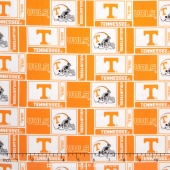 College - University of Tennessee Herringbone Box Yardage