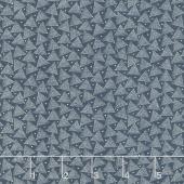 Indigo Gatherings - Pyramid Navy Yardage