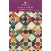 Dandy Stars Pattern by Missouri Star