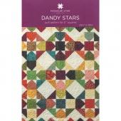 Dandy Stars Pattern by Missouri Star