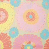 """The Kaffe Fassett Collective - Carpet Pastel 108"""" Wide Backing"""