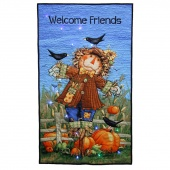 Welcome Friends Panel Kit - Blue