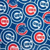 MLB - Chicago Cubs Royal Yardage