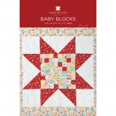 Baby Blocks Quilt Pattern by Missouri Star