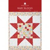 Baby Blocks Quilt Pattern by Missouri Star