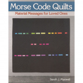 Morse Code Quilts Book