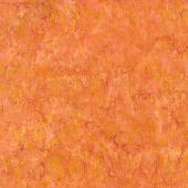 Sunset Plumes Batiks - Tiles Cinnamon Yardage