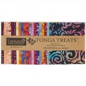 Tonga Treats Batiks - Dragonfly Minis