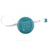 Measure Twice Cut Once Measuring Tape