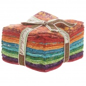 Empress Garden Batiks Fat Quarter Bundle
