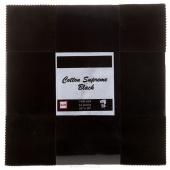 Cotton Supreme Black Patty Cake