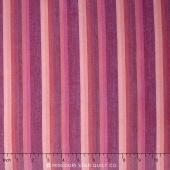 Kaffe Wovens - Multi Stripe Raspberry Yardage