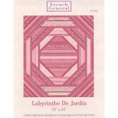 Labyrinthe De Jardin Pattern