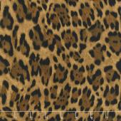 Go Wild - Leopard Multi Yardage