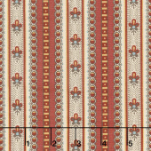 Susanna's Scraps - Prairie Crossing Chocineal Yardage