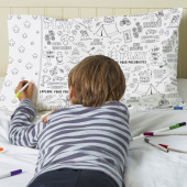 Cub Scout® Color Me Pillowcase Kit