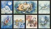 Wilderness Expressions - Sealife Ocean Digitally Printed Panel