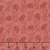 Bed of Roses - Sage Primrose Yardage