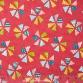 Mixed Bag 2017 - Pinwheels Cheery Yardage