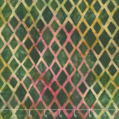Alpine Jingle Batiks - Diamond Medium Christmas Yardage