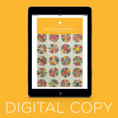 Digital Download - Dresden Botanica Pattern by MSQC